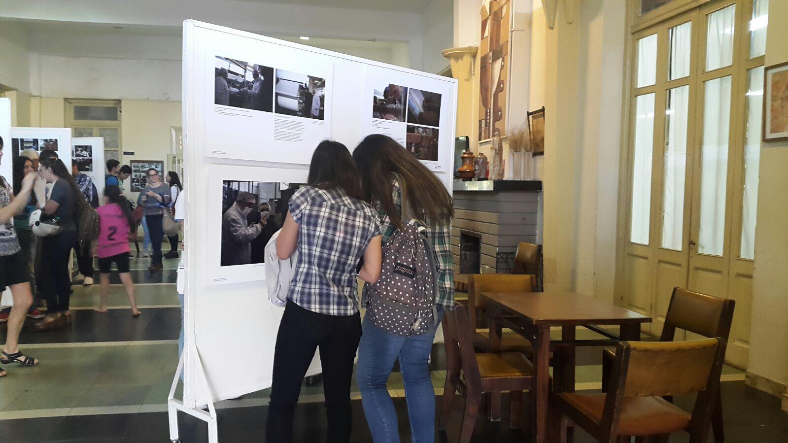 Muestra fotográfica La cooperación internacional en imágenes